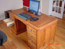 Free Computer Desk Woodworking Plans Uncategorized How To Build An Office Desk For Greatest Diy