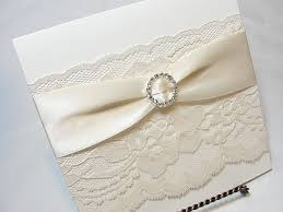wedding invitations lace lace wedding invites lace wedding invitations