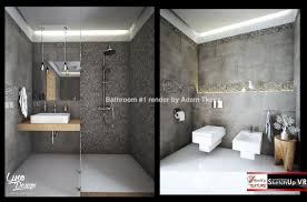 3d bathroom designer 1 sketchup 3d bathroom by adam tkcoz render home dis pinterest