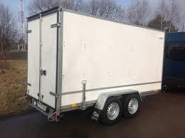 enclosed trailer exterior lights cargo trailer for a bus minibus or a car