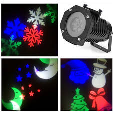 e cowlboy christmas halloween party projector light waterproof