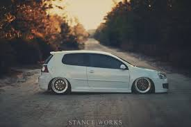 slammed volkswagen gti the beauty of simplicity u2013 alex schumacher u0027s elegant volkswagen