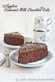 eggless condensed milk chocolate cake tried this cake and it was