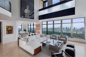exclusive duplex penthouse in manhattan