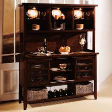 Kitchen Buffet Furniture Black Kitchen Buffet Cabinet Home Town Bowie Ideas Christmas
