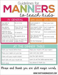 table topics for kids what to expect easy ways to teach table manners to children