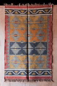 Cotton Wool Rugs Floor Dhurrie Rugs Flatweave Cotton Rug Cotton Flat Weave Rug