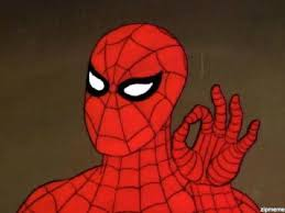 spider man pointing spider man meme