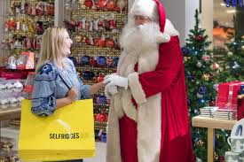 selfridges launches christmas store in the height of summer but