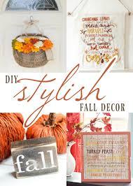 Fall Decor Diy - stylish diy fall décor the best of life magazine crockpot