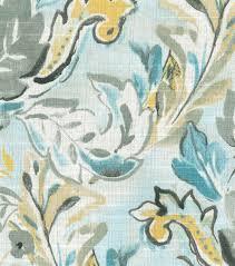 Home Upholstery Kelly Ripa Home Upholstery Fabric 54 U0027 U0027 Pool Flying Colors Joann