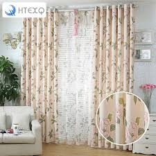 Country Style Window Curtains Michlia Design Washable Curtain Fabrics Beautiful Sheer Panel