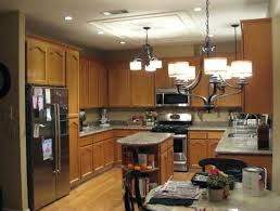 How To Install Kitchen Light Fixture Excellent Replace Fluorescent Light Fixture In Kitchen Kitchen