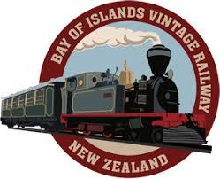 home bay of islands vintage steam railway