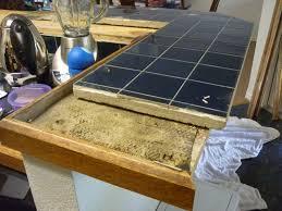 Tile Counters 100 Tile Kitchen Countertops Get 20 White Shaker Kitchen