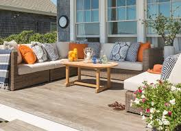 blue and orange decor beach house with airy coastal interiors home bunch interior design
