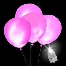 light up balloon led balloon lights lighted balloons glow
