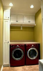 Laundry Room Cabinets With Hanging Rod Laundry Room Cabinets With Hanging Rod Creeksideyarns