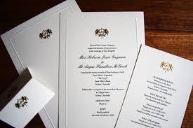 wedding invitations embossed wedding program design options embossed foil printing uv