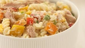pasta salad with tuna tuna pasta salad recipes food network uk