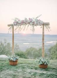 Bamboo Wedding Arch Wedding Ceremony Inspiration Photo Merari Photography Wedding