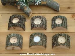 tree branch candle holder rustic 4 weddings rustic wedding tree branch candle holders