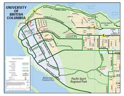 Bc Campus Map Maps