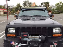jeep hood vents amazon com rodlouvers pair of jeep xj cherokee hood aluminum