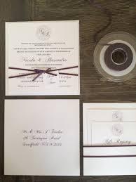 Registry Cards For Wedding Invitations S U G A R C O A T E D E V E N T S Nicola U0026 Alessandro Wedding