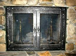 modern fireplace screensaver screen black candice olson 314