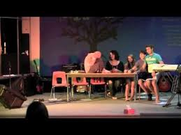church c 2011 thanksgiving skit