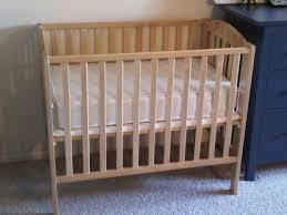 Portable Mini Crib Bedding by Portable Mini Crib Dream On Me Cribs Decoration