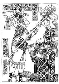 maya art british museum 4 mayans u0026 incas coloring pages for