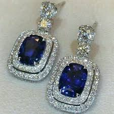 earrings pic best 25 sapphire earrings ideas on sapphire jewelry