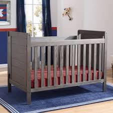 Rustic Convertible Crib Serta Cali 4 In 1 Convertible Crib Rustic Walmart