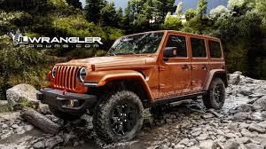jeep wrangler stance 2018 jeep wrangler renderings photo gallery autoblog