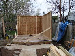 How To Build A Storage Shed Diy by Building A Complete Diy Workshop 8 Steps With Pictures