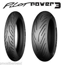Pilot Power Motorcycle Tires Michelin Front And Rear Tire Set Motorcycle Tires U0026 Tubes Ebay