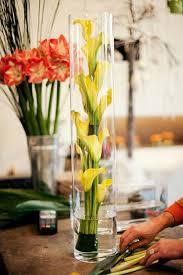 bathroom simple flower centerpieces easy floral arrangement