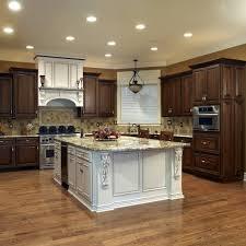 Black Glazed Kitchen Cabinets by Gallery K U0026 S Kitchen Design Studio