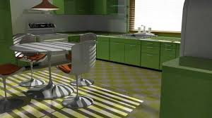projet cuisine 3d projet s 3d on behance