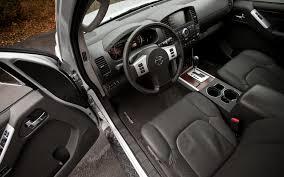 2007 Nissan Pathfinder Interior 2012 Nissan Pathfinder Le 4x4 Editors U0027 Notebook Automobile
