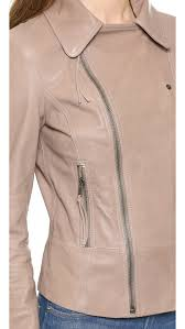 mc jacket june classic mc jacket dove in brown lyst