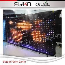 aliexpress com buy flexible screen indoor led screen p10cm led