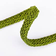 neotrims tubular i cord crochet woven viscose jewellery trim