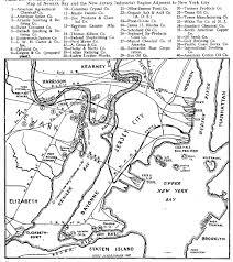 Newark Map Maas U0026 Waldstein Company Newark New Jersey