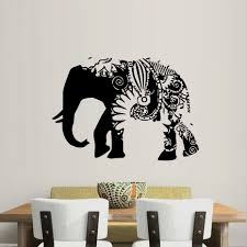 Elephant Wall Decal For Nursery by Floral Nursery Promotion Shop For Promotional Floral Nursery On