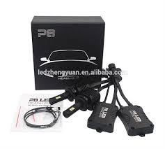 le h7 55w zy 55w 40w h7 led conversion kit p8 80w h7 auto 4000k bulb 8000lm