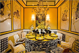 yellow dining room ideas 39 bright and colorful dining room design ideas digsdigs
