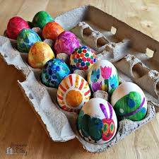 Make Decorated Easter Egg Ideas by 26 Unique Ways To Decorate Easter Eggs This Spring
